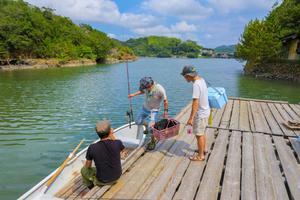 自由研究に困ったら釣り体験がオススメ!の画像