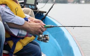 釣り初心者の心得とは?の画像