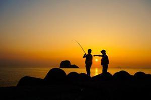 釣り初心者でも楽しめる「ちょい投げ」って何?の画像