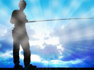 釣り初心者さんの練習方法。これでばっちり上達!の画像
