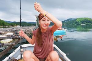 釣り初心者の女子が用意するものはこれ!服装についても紹介の画像