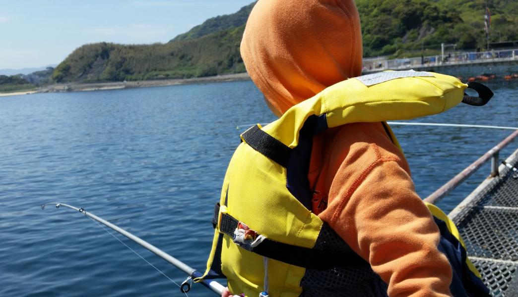 釣りに適した冬の服装