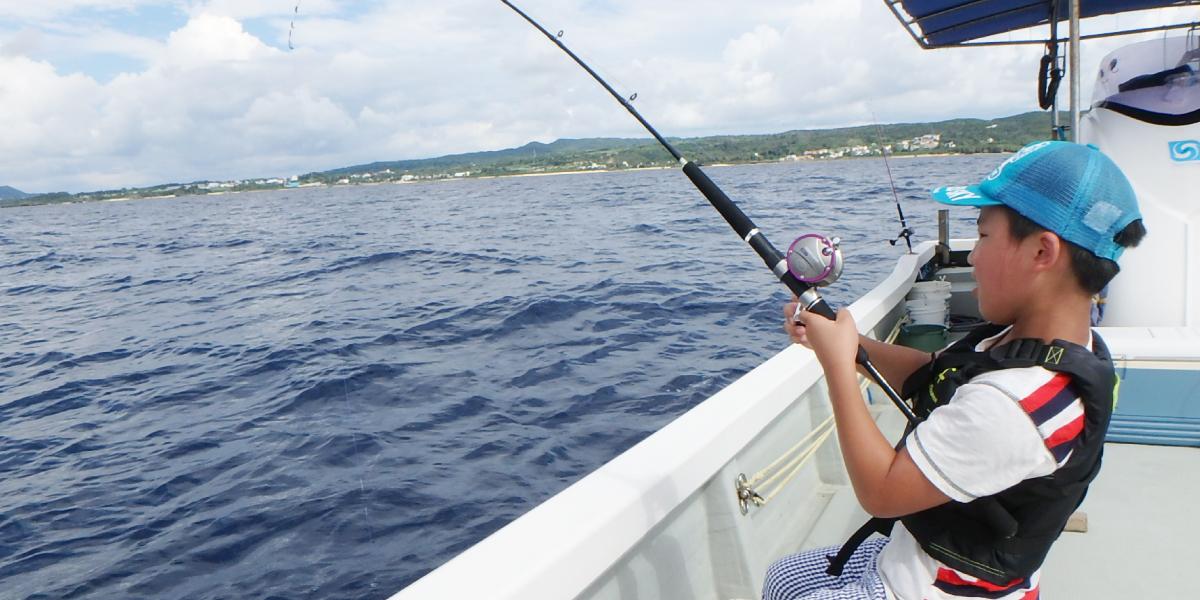 手ぶらで楽しめる釣り体験